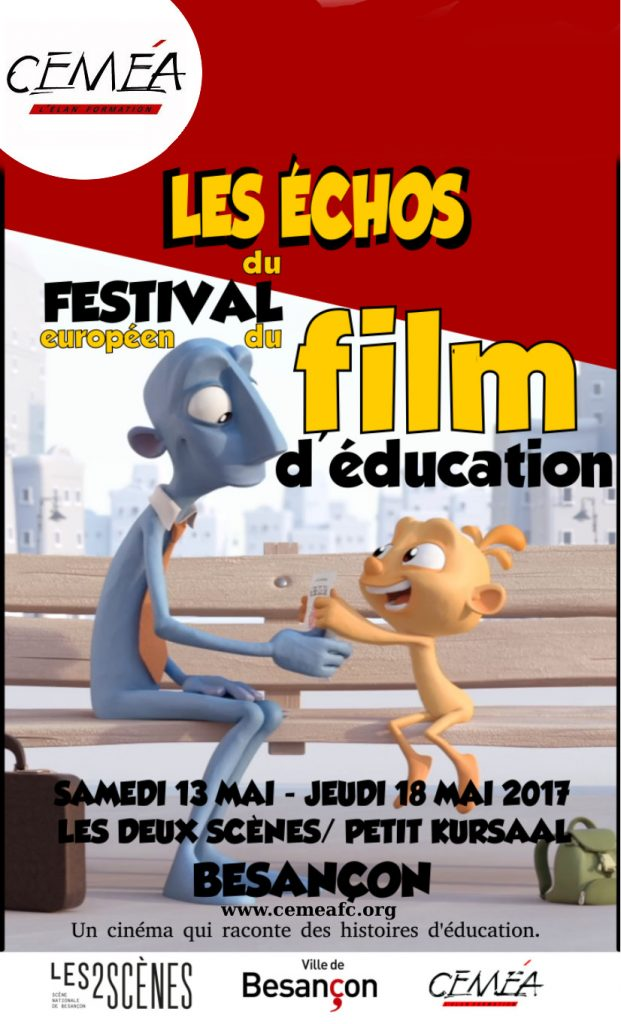 festival du film d 39 education ffe cemea de bourgogne franche comt. Black Bedroom Furniture Sets. Home Design Ideas