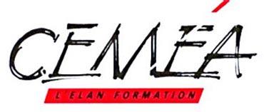Logo des CEMEA.